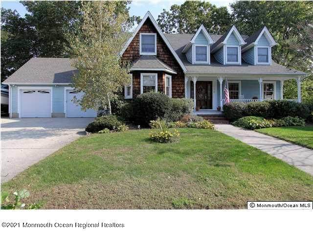 544 Brentwood Road, Forked River, NJ 08731 (MLS #22118911) :: The CG Group | RE/MAX Revolution