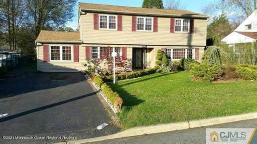 106 Southwood Drive, Old Bridge, NJ 08857 (MLS #22119756) :: Kiliszek Real Estate Experts
