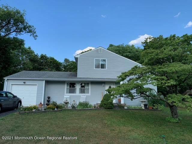 44 Arlyn Drive, Howell, NJ 07731 (MLS #22121431) :: Corcoran Baer & McIntosh