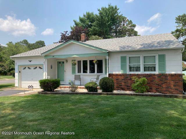 50 Whitmore Drive, Toms River, NJ 08757 (MLS #22122007) :: Caitlyn Mulligan with RE/MAX Revolution