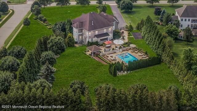 9 Crest Fruit Court, Manalapan, NJ 07726 (MLS #22124176) :: Kiliszek Real Estate Experts