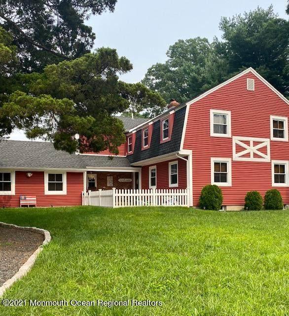 615 Brookside Drive, Toms River, NJ 08753 (MLS #22124352) :: Corcoran Baer & McIntosh