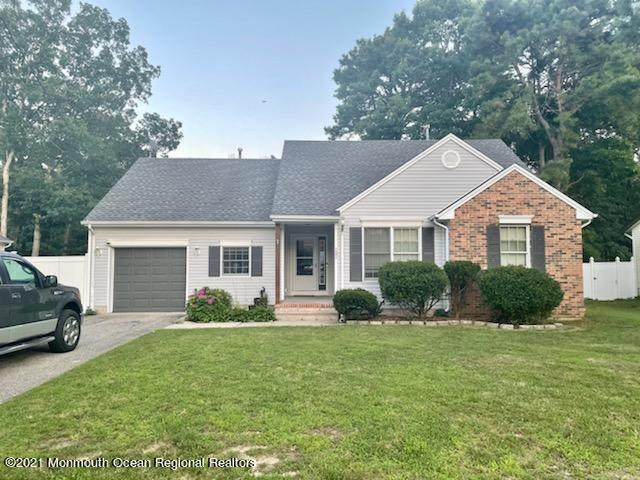 121 Outboard Avenue, Manahawkin, NJ 08050 (MLS #22124688) :: The MEEHAN Group of RE/MAX New Beginnings Realty