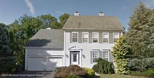 36 Samantha Drive, Morganville, NJ 07751 (MLS #22125054) :: Kiliszek Real Estate Experts