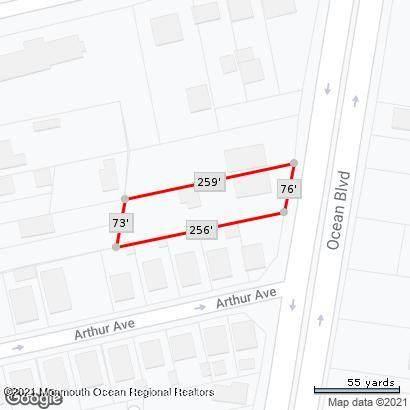 336 Ocean Boulevard, Long Branch, NJ 07740 (MLS #22126718) :: William Hagan Group
