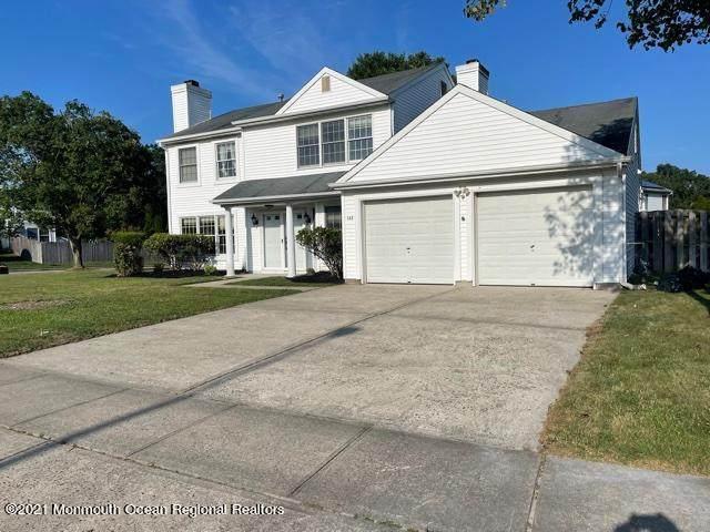 143 Ravenwood Boulevard, Barnegat, NJ 08005 (MLS #22127169) :: William Hagan Group
