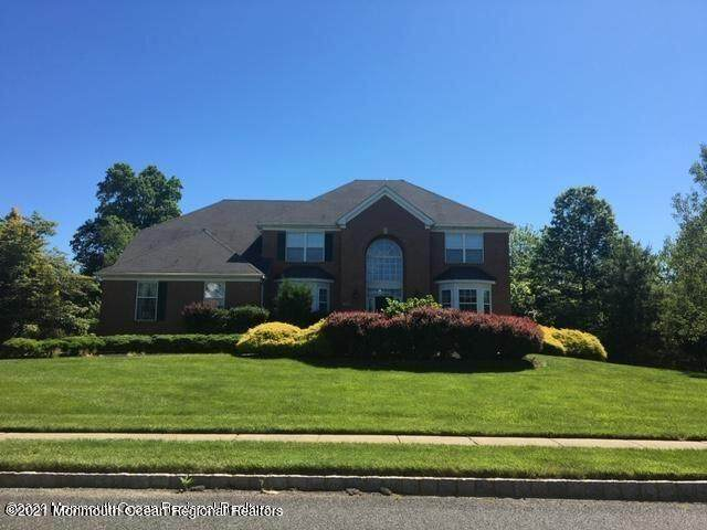 60 Canterbury Drive, Freehold, NJ 07728 (MLS #22128035) :: The CG Group | RE/MAX Revolution