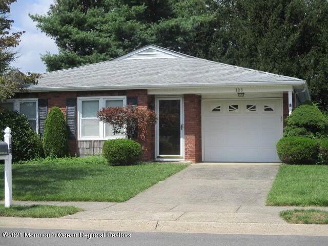 108 Lions Head Boulevard, Brick, NJ 08723 (#22129067) :: Rowack Real Estate Team