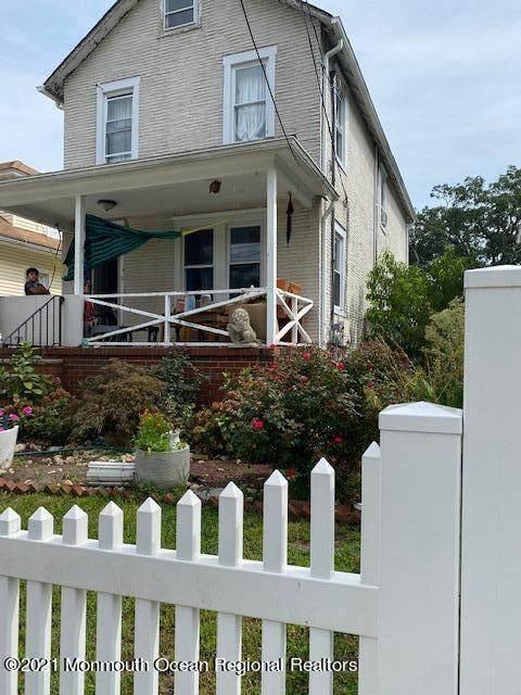 428 Myrtle Avenue, Neptune Township, NJ 07753 (MLS #22129607) :: William Hagan Group
