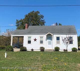 604 State Route 33, Millstone, NJ 08535 (MLS #22130297) :: PORTERPLUS REALTY
