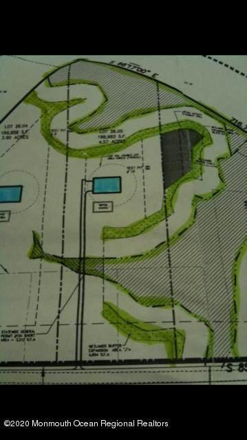 42 Paint Island Spring Road, Millstone, NJ 08510 (MLS #22130453) :: William Hagan Group