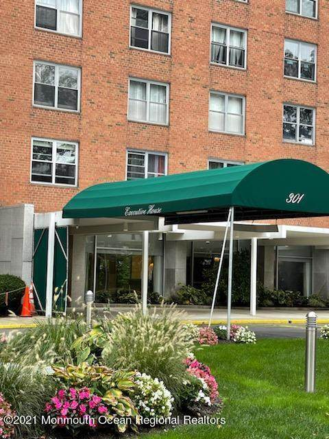 301 Beech Street 8K, Hackensack, NJ 07601 (MLS #22133731) :: Corcoran Baer & McIntosh