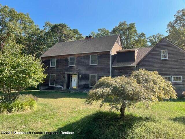 9 Hidden Pines Drive, Clarksburg, NJ 08510 (MLS #22133998) :: The Dekanski Home Selling Team