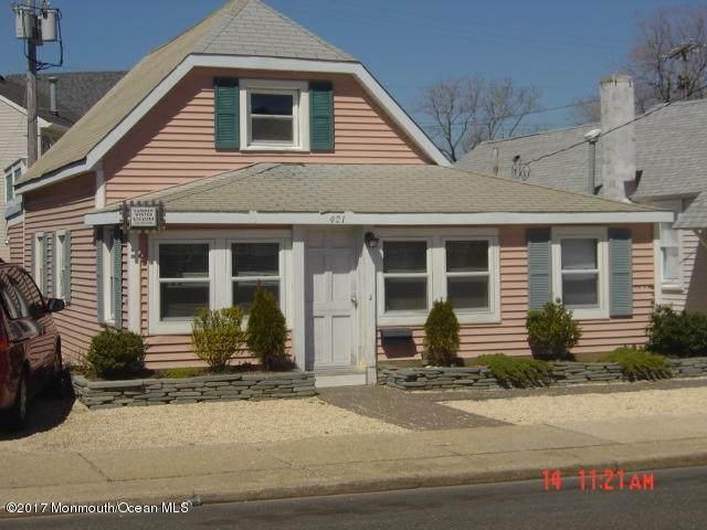 421 1st Avenue, Manasquan, NJ 08736 (MLS #22134700) :: William Hagan Group