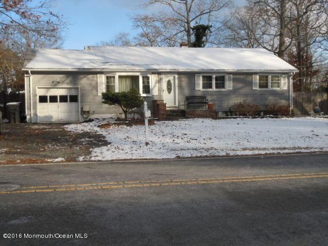 1556 Forge Pond Road, Brick, NJ 08724 (MLS #21602185) :: The Dekanski Home Selling Team