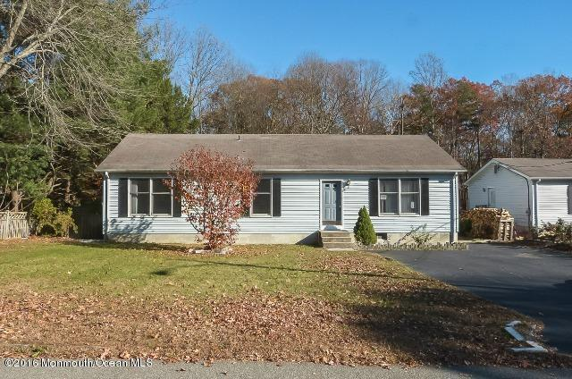 11 Bovanko Road, Plumsted, NJ 08533 (MLS #21633392) :: The Dekanski Home Selling Team