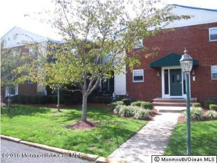 65 Cedar Avenue C13, Long Branch, NJ 07740 (MLS #21706497) :: The Dekanski Home Selling Team