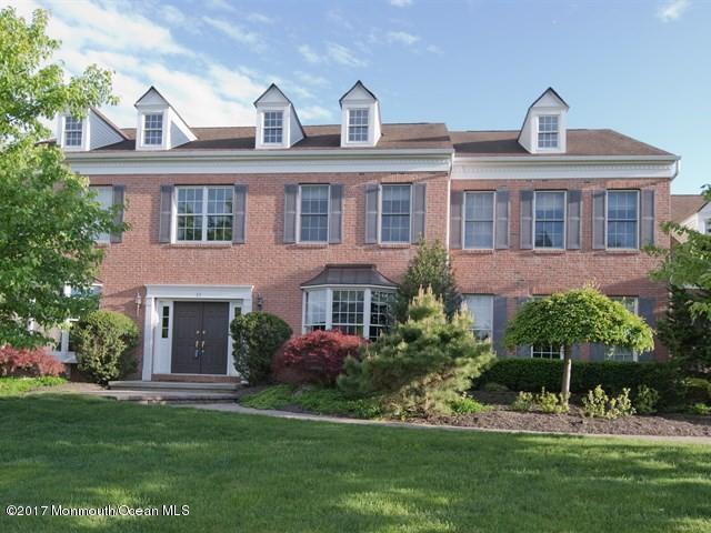 33 Witherspoon Way, Marlboro, NJ 07746 (MLS #21707409) :: The Dekanski Home Selling Team