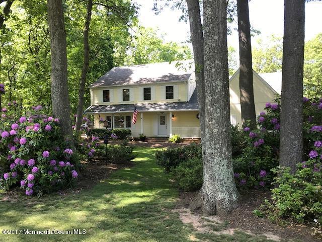 671 Kings Highway E, Leonardo, NJ 07737 (MLS #21711340) :: The Dekanski Home Selling Team
