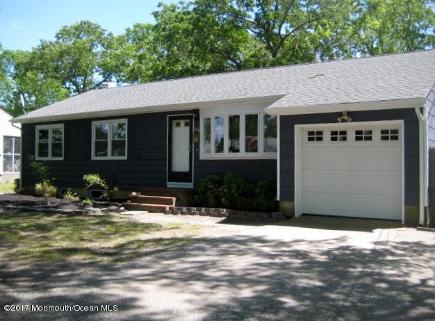 116 Malmy Drive, Brick, NJ 08724 (MLS #21717191) :: The Dekanski Home Selling Team