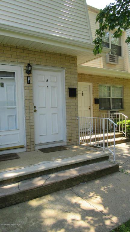 91 A White Street, Eatontown, NJ 07724 (MLS #21719425) :: The Dekanski Home Selling Team