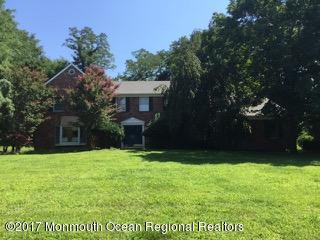 6 Red Hawk Road N, Colts Neck, NJ 07722 (MLS #21732427) :: The Dekanski Home Selling Team