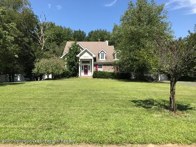 344 Freehold Road, Jackson, NJ 08527 (MLS #21733009) :: The Dekanski Home Selling Team