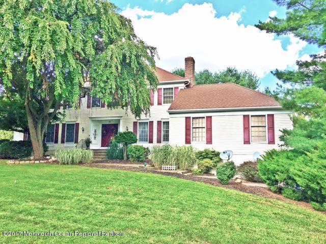 480 Randolph Road, Freehold, NJ 07728 (MLS #21734571) :: The Dekanski Home Selling Team
