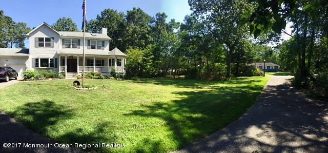 554 Vath Street, Jackson, NJ 08527 (MLS #21735280) :: The Dekanski Home Selling Team