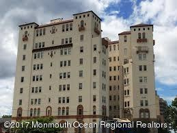 400 Deal Lake Drive 4A, Asbury Park, NJ 07712 (MLS #21735668) :: The Dekanski Home Selling Team