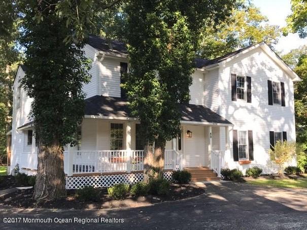 40 Frank Applegate Road, Jackson, NJ 08527 (MLS #21737173) :: The Dekanski Home Selling Team