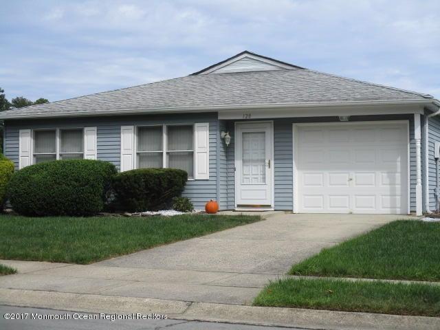 120 Meadowbrook Road, Brick, NJ 08723 (MLS #21739003) :: The Dekanski Home Selling Team