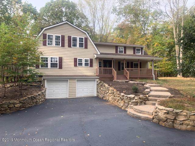 8 E Parkway Place, Holmdel, NJ 07733 (MLS #21942650) :: Team Gio | RE/MAX