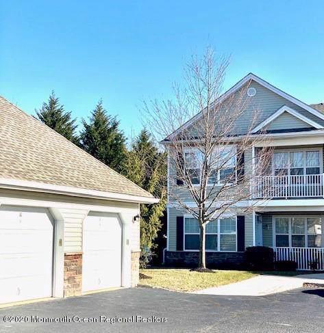711 Mill Pond Way, Eatontown, NJ 07724 (MLS #22003040) :: The Sikora Group