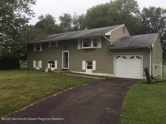 133 Newbury Road, Howell, NJ 07731 (MLS #22011012) :: Corcoran Baer & McIntosh