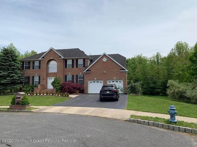 30 Peregrine Drive, Morganville, NJ 07751 (MLS #22015392) :: The Premier Group NJ @ Re/Max Central