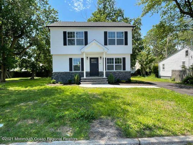 335 Elmwood Drive, Cliffwood Beach, NJ 07735 (#22110516) :: Rowack Real Estate Team