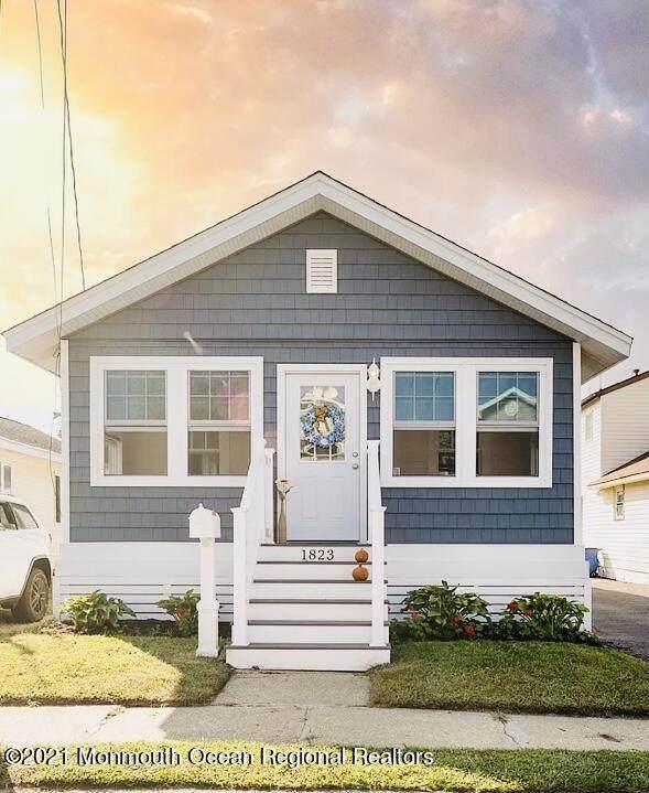1823 Laurel Terrace, Belmar, NJ 07719 (MLS #22133234) :: PORTERPLUS REALTY