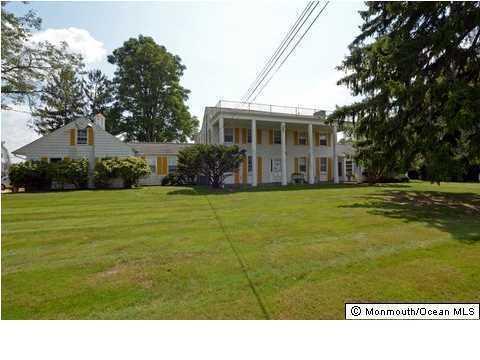 148 County Road 537, Colts Neck, NJ 07722 (MLS #21326854) :: The Dekanski Home Selling Team