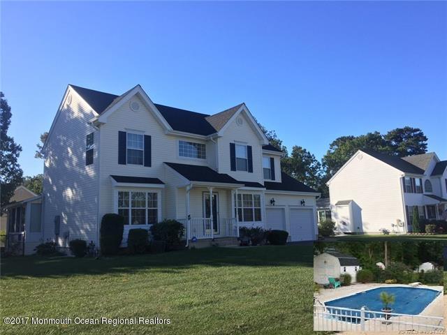 14 Azalea Court, Barnegat, NJ 08005 (MLS #21738276) :: The Dekanski Home Selling Team