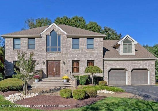 6 Darlene Court, Morganville, NJ 07751 (MLS #21841716) :: The Dekanski Home Selling Team