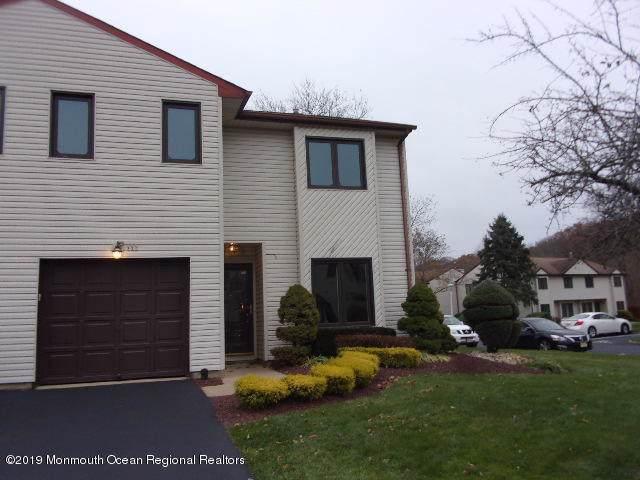 111 Tangerine Drive, Marlboro, NJ 07746 (MLS #21945874) :: The Sikora Group