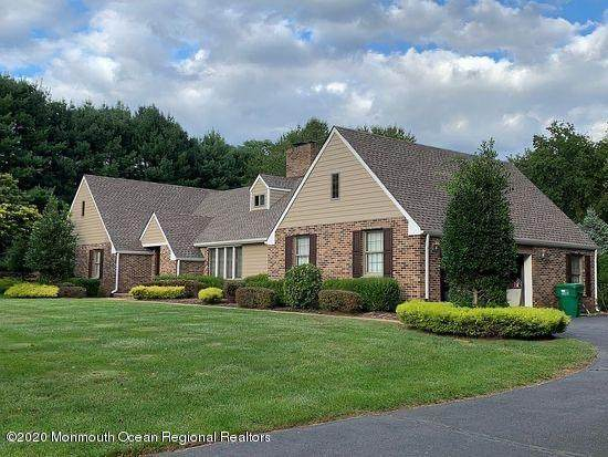24 Longview Drive, Colts Neck, NJ 07722 (MLS #22038027) :: The Dekanski Home Selling Team