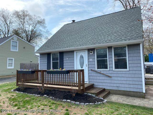 22 Hopkins Terrace, Hazlet, NJ 07730 (MLS #22110493) :: The MEEHAN Group of RE/MAX New Beginnings Realty