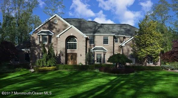 6 Fountayne Lane, Manalapan, NJ 07726 (MLS #21705952) :: The Dekanski Home Selling Team