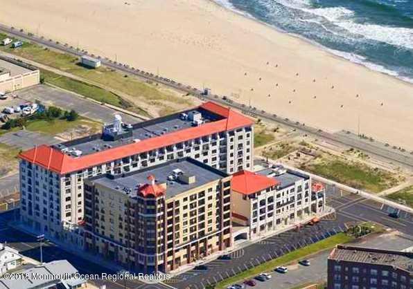 1501 Ocean Avenue #2403, Asbury Park, NJ 07712 (MLS #21829751) :: The MEEHAN Group of RE/MAX New Beginnings Realty