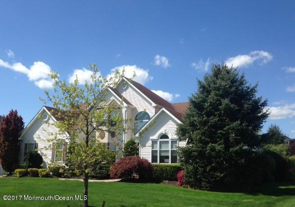 3 Shinnecock Hills Drive, Ocean Twp, NJ 07712 (MLS #21705375) :: The Dekanski Home Selling Team