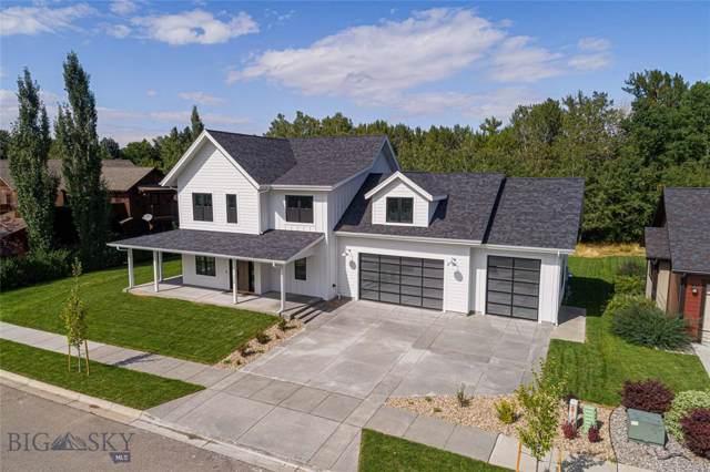 1225 Pinnacle Star Street, Bozeman, MT 59715 (MLS #331335) :: Hart Real Estate Solutions