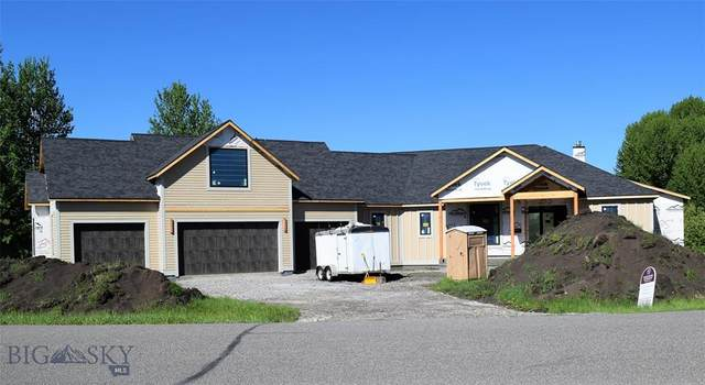 280 Stonegate Drive, Bozeman, MT 59715 (MLS #340836) :: Hart Real Estate Solutions