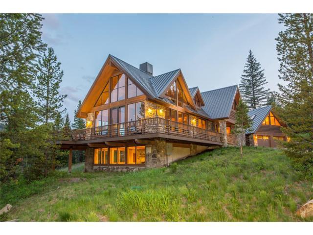 2863 Beaver Creek Road, Gallatin Gateway, MT 59730 (MLS #300108) :: Black Diamond Montana